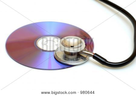 Checkinh The Dvd/Cd Content