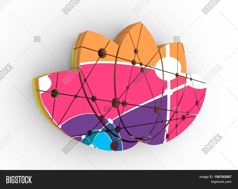 Lotus Flower Symbol Image Photo Free Trial Bigstock