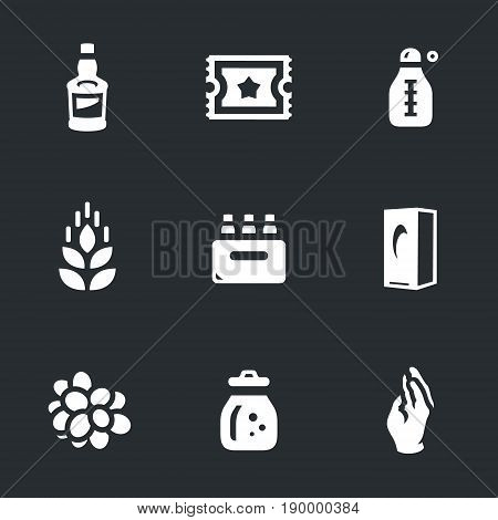 Bottle, excise stamp, thermometer, ear, alcohol box, packing, berry, flask, glove.