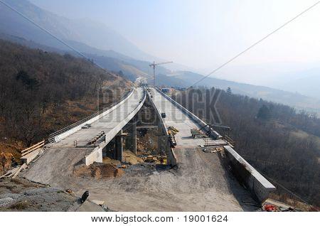 Desarrollo de la autopista