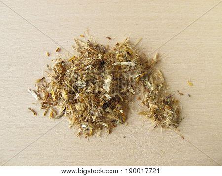 Mountain arnica flowers, Arnicae flos, for herbal medicine