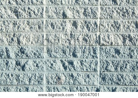 Square pattern brick wall background and texture