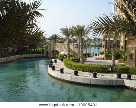 water attraction in Dubai