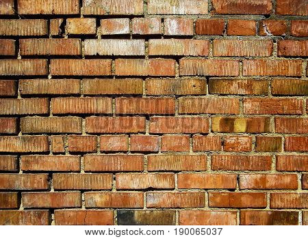 Brick wall, brick texture, rough brick wall, brick background, brick, brickwall