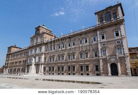 Palazzo Ducale Modena Emilia Romagna Italy picture
