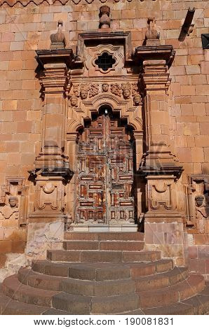 Exconvento Santuario de la Virgen del Carmen