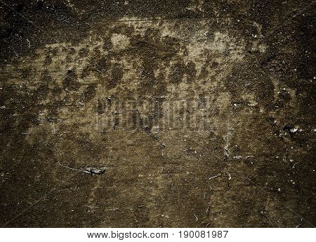 Soil, abstract nature background, ground, soil texture