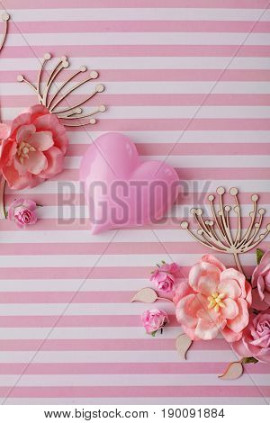 scrapbooking greeting card details