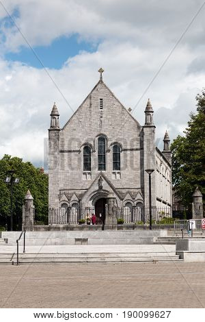 June 6th, 2017, Cork, Ireland - The Honan Chapel, formally known as Saint Finbarr's Collegiate Chapel is a small collegiate church located adjacent to the grounds of University College Cork.