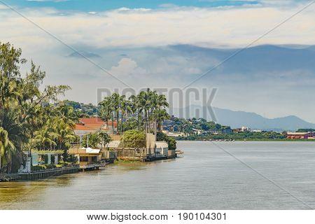 Waterfront Elegant Houses, Guayaquil, Ecuador