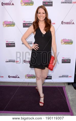 LOS ANGELES - JUN 3:  Michelle Bernard at the Etheria Film Night 2017 at the Egyptian Theater on June 3, 2017 in Los Angeles, CA