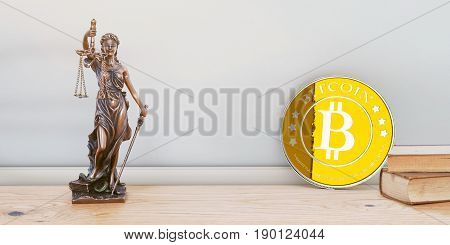 Bitcoin Justice And Law