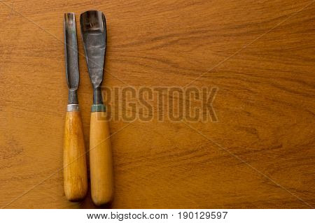 Tool For Woodcarving