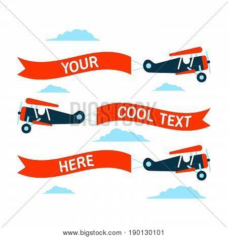 Plane-ribbon-flat Copy