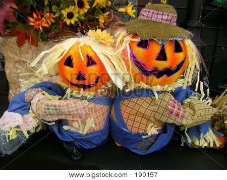 Happy Halloween Couple