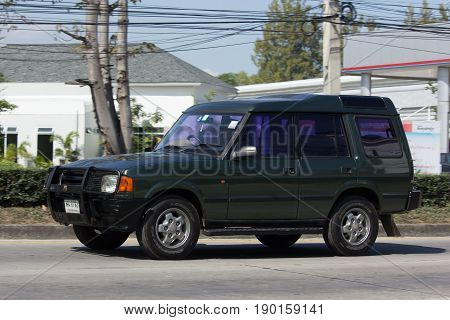 Private Car. Land Rover Discovery.