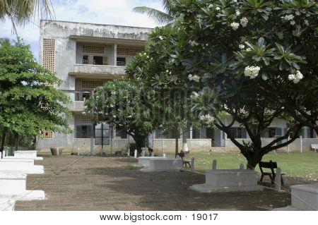S21 Prison Camp, Cambodia