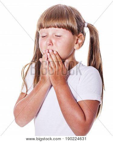 Cranky Girl Crying