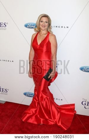 LOS ANGELES - JUN 6:  Paula Lavigne at the 42nd Annual Gracie Awards at the Beverly Wilshire Hotel on June 6, 2017 in Beverly Hills, CA