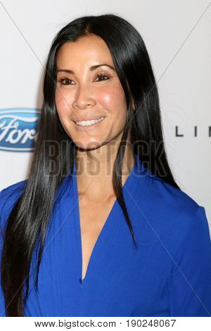 LOS ANGELES - JUN 6:  Lisa Ling at the 42nd Annual Gracie Awards at the Beverly Wilshire Hotel on June 6, 2017 in Beverly Hills, CA