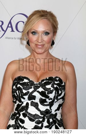 LOS ANGELES - JUN 6:  Leigh-Allyn Baker at the 42nd Annual Gracie Awards at the Beverly Wilshire Hotel on June 6, 2017 in Beverly Hills, CA
