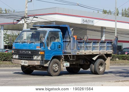 Private Toyota Dyna Dump Truck