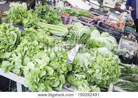 Lettuce District Greengrocers