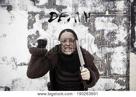 Aggressive Murderous Thief