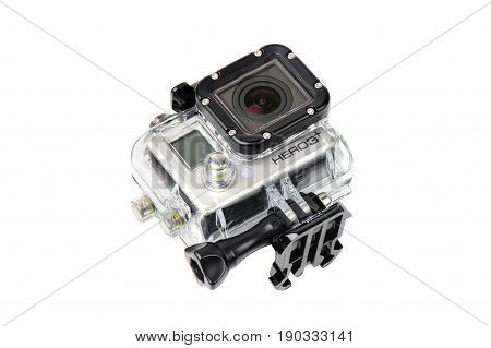 Isolate Action Camera