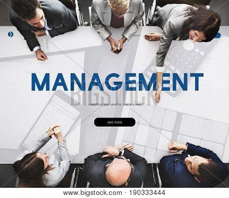 Management Organization Strategy Business Process