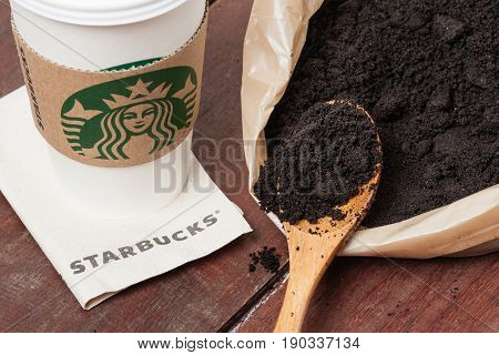 Products From Starbucks Coffee