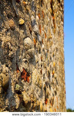 Wall Milan   Italy Old   Church Concrete Wall  Brick