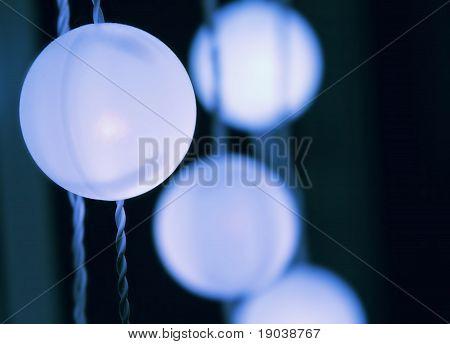 Glowing Lights