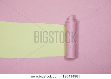 Colored Paper Abstract Background Pattern