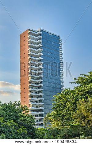 Modern Apartment Building, Guayaquil, Ecuador