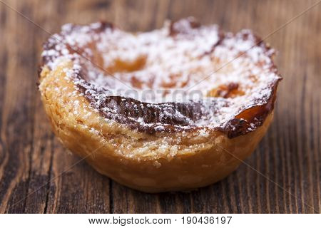 pasteis de nata a portugese delight with sugar