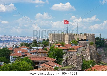 Citadel of Ankara -  Ankara, Turkey