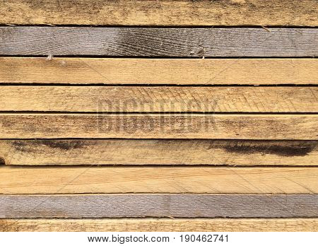 Brown  wooden  planks  background. Wooden texture. planks