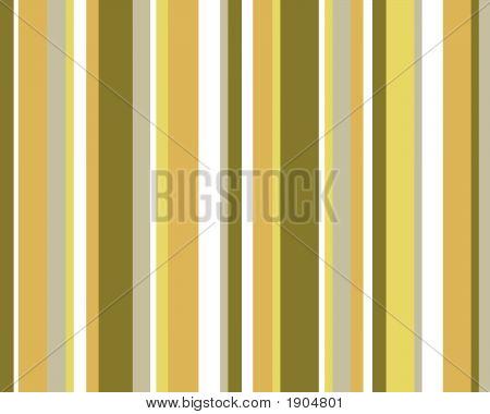 Brown, Yellow & Orange Striped Background