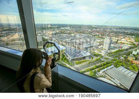 Olympic Tower Munich