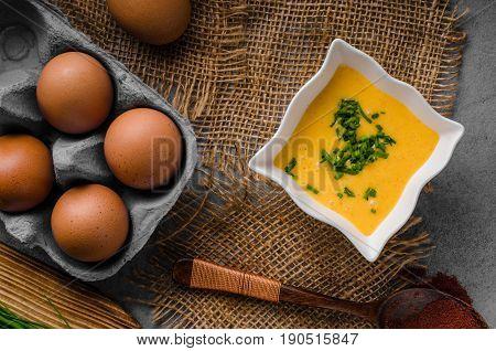 Hollandaise Sauce Product Photo