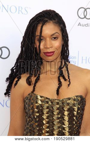 LOS ANGELES - JUN 8:  Susan Kelechi Watson at the 10th Annual Television Academy Honors at the Montage Hotel on June 8, 2017 in Beverly Hills, CA