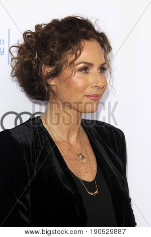LOS ANGELES - JUN 8:  Minnie Driver at the 10th Annual Television Academy Honors at the Montage Hotel on June 8, 2017 in Beverly Hills, CA