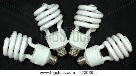 Floresent Bulbs Clean