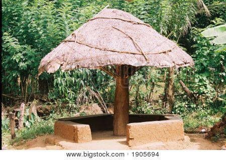 Clay Summerhut In A Village