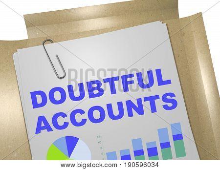 Doubtful Accounts Concept