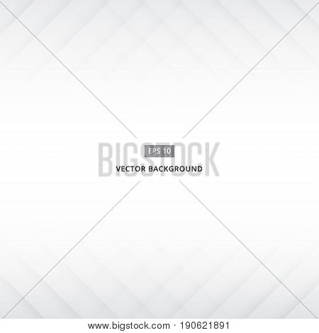 Abstract background vector illustration. black and white square geometry striped with copy space