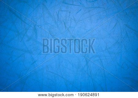 blue tennis court surface, sport texture background