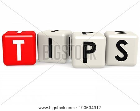 Tips Word On Cube
