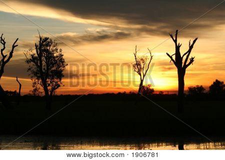 Kakadu Sunset 1